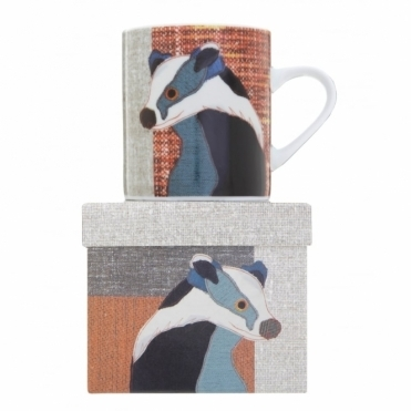 Mr. Badger Mug