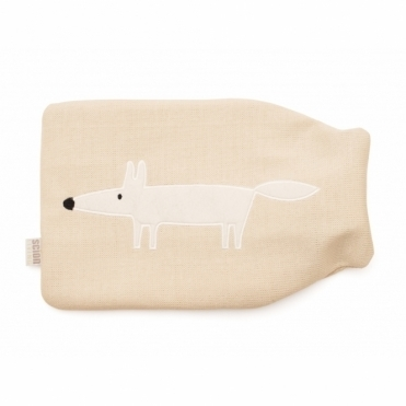 Mr Fox Hot Water Bottle