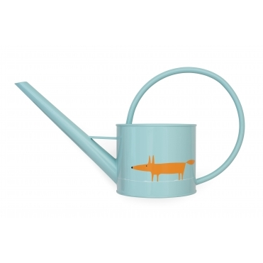 Mr Fox Watering Can - Duck Egg