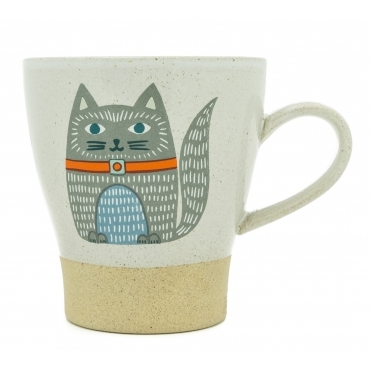 Mr Pawkins Cat Mug in Gift Box