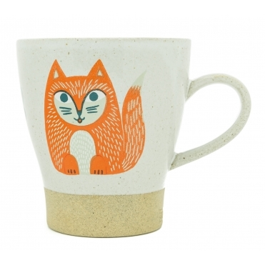 Mrs Fox Paws Mug in Gift Box