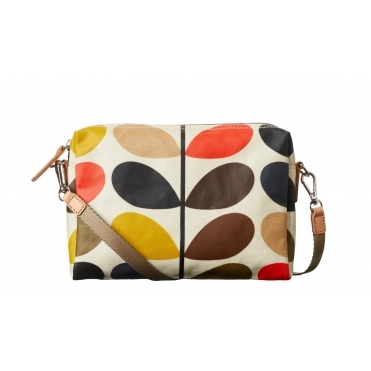 Multi Stem Cross Body Bag / Clutch