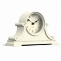 Newgate Clocks Gatekeeper's Mantel Clock Gorgeous Cream