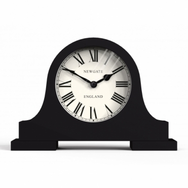 Mantelpiece Clock - Black
