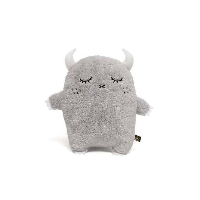 Noodoll Ricepuffy Grey - Luxe Plush Toy