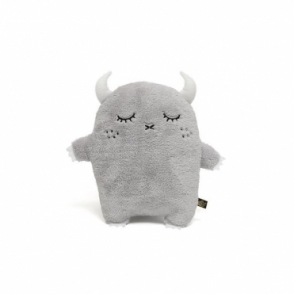 Ricepuffy Grey - Luxe Plush Toy