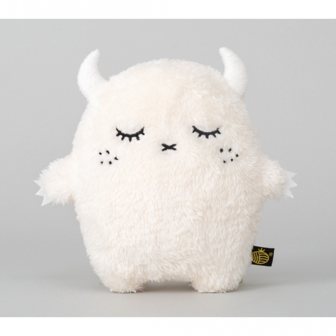 Noodoll Ricepuffy White - Luxe Plush Toy