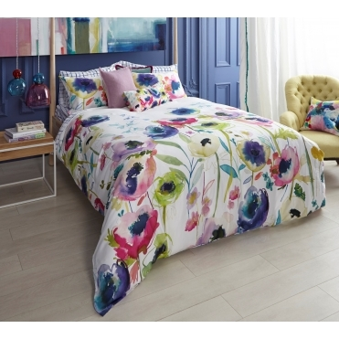 North Garden Duvet Cover & Pillowcase Set - Double