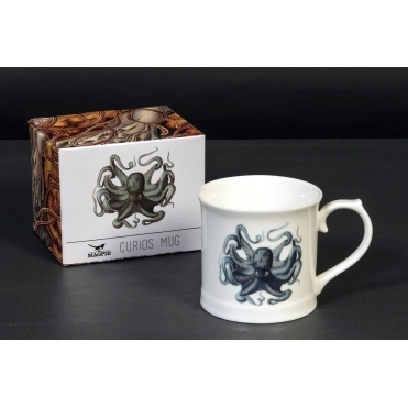 Octopus Mug - Illustrated Gift Box