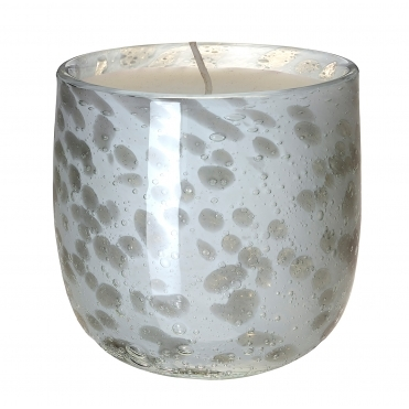 Opal Moon Glass Candle - Gift Box