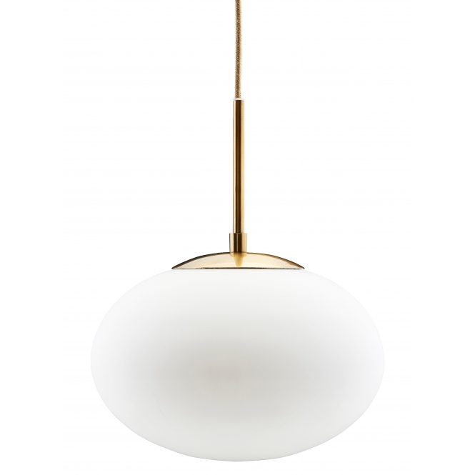House doctor opal white ceiling light pendant lamp opal white ceiling light pendant lamp aloadofball Image collections