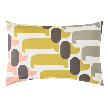 Dachshund Dog - Pillow Cases - Set of 2