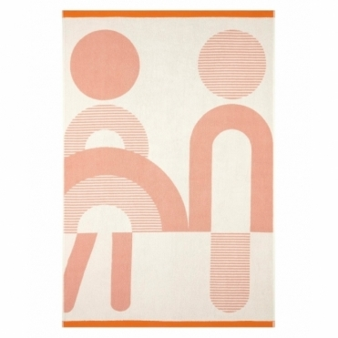 Duet Towels - Pale Rose