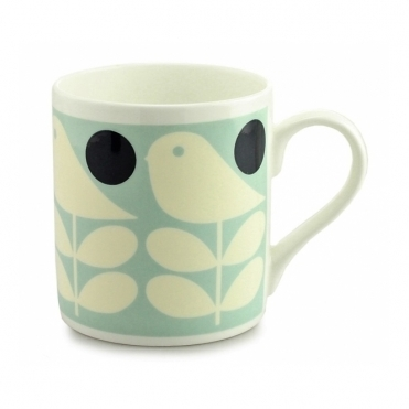 Early Bird Mug - Light Blue