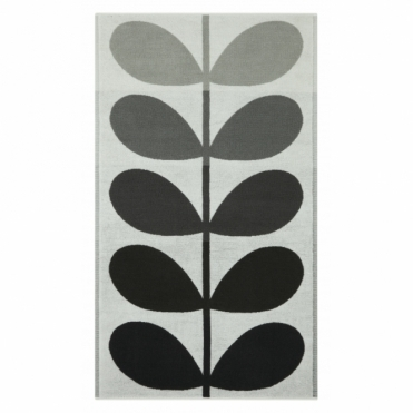 Large Stem Towels - Grey
