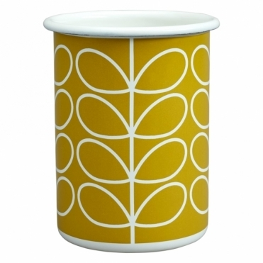 Linear Stem Enamel Tumbler - Dandelion Yellow