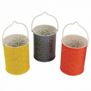 Tealight Lanterns Tea Light Holders - Set of 3