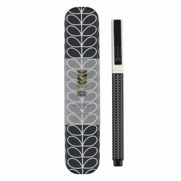 Linear Stem Navy Metal Ballpoint Pen in Gift Tin
