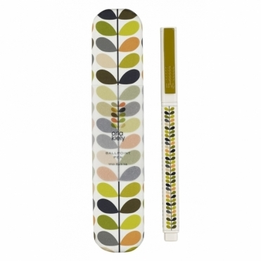 Multi Stem Metal Ballpoint Pen in Gift Tin