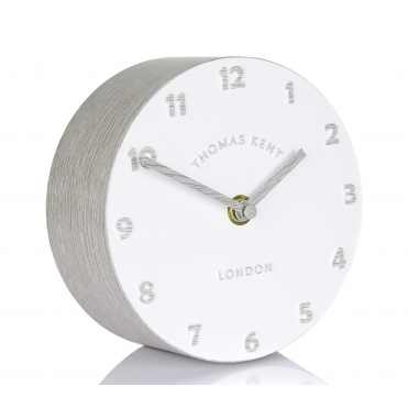 Osprey Mantel Clock - Silver Birch