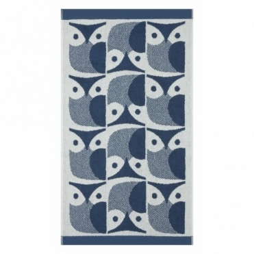 Owl Towels - Marine