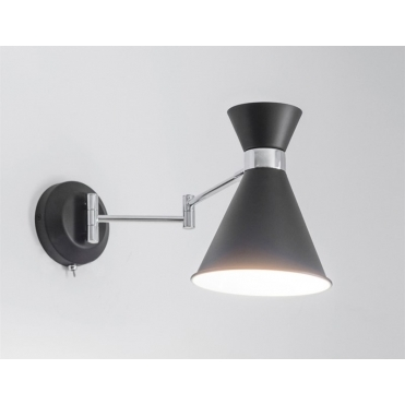 Pelham Wall Light - Carbon