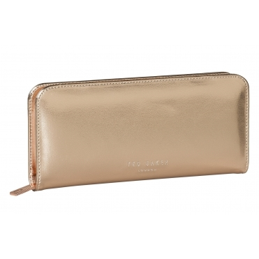 Pencil Case with Accessories - Rose Gold