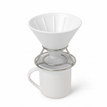 Perk Pour Over Coffee Brewer Set