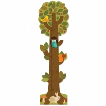 Growth Chart - Tree Friends