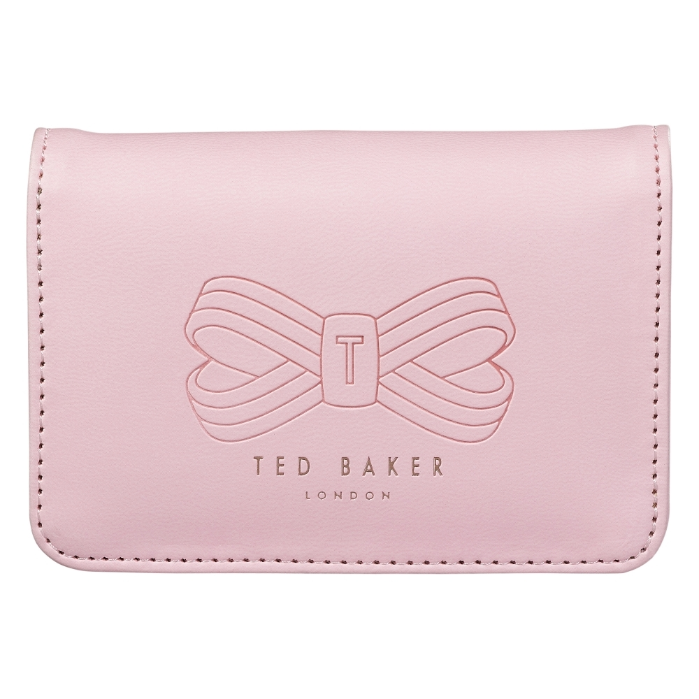 0feb0bdf3 Ted Baker Womens Pink Bow Manicure Set