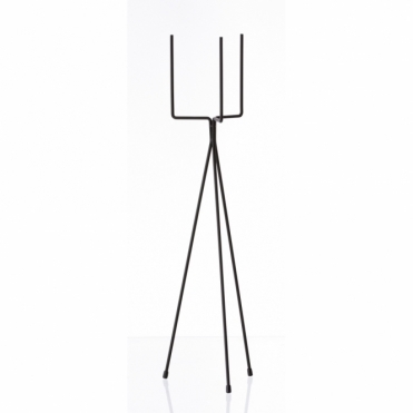Plant Stand Black - Tall