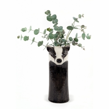 Badger Flower Vase - Medium