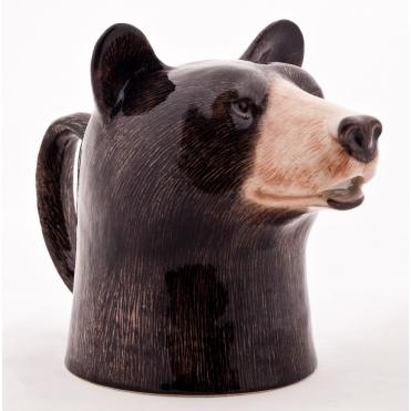 Black Bear Jug - Large
