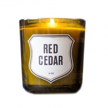 Red Cedar 8oz Scented Candle