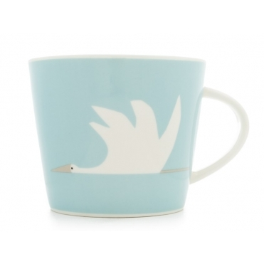 Colin Crane Mug - Duck Egg