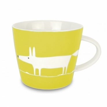 Mr Fox Mug - Citrus
