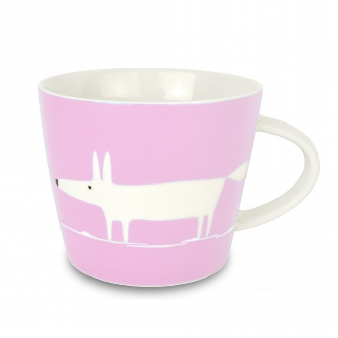 Scion Living Mr Fox Mug - Flamingo