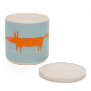 Mr Fox Scented Candle - Large