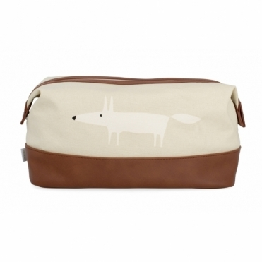 Mr Fox Wash Bag - Large
