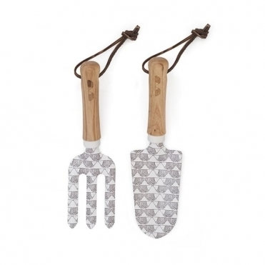 Spike Garden Tools Fork & Trowel - Set of 2