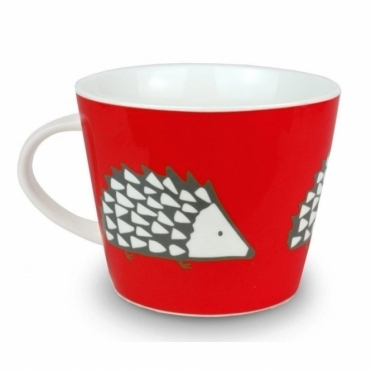 Spike the Hedgehog Mug - Red