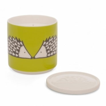 Spike the Hedgehog Scented Candle - Large