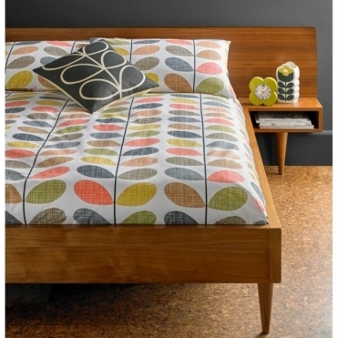 Scribble Multi Stem King Size Duvet Cover