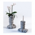 Seletti Cement Camera Desk Organiser / Plant Pot / Vase - Large