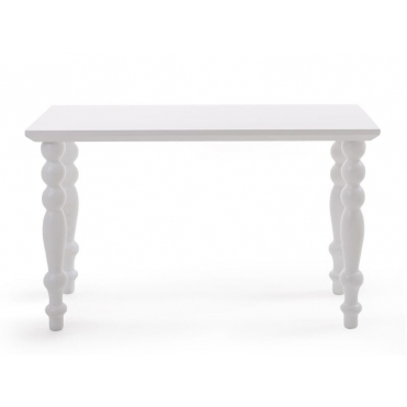 Heritage Rectangular Coffee Table - White
