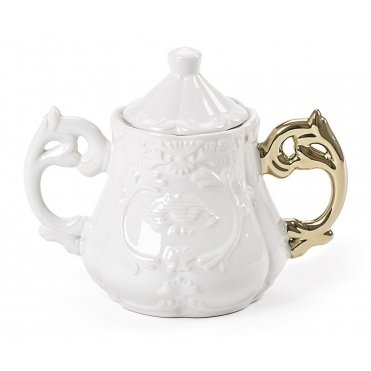 I-Wares Sugar Bowl - Gold