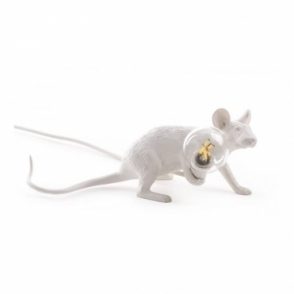 Mouse Lamp - Crouching