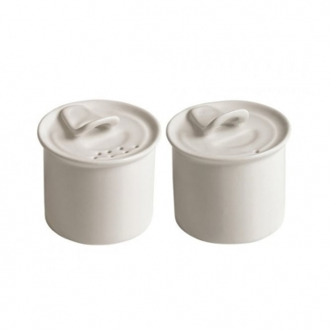 Salt & Pepper Cellar Cans - Set of 2