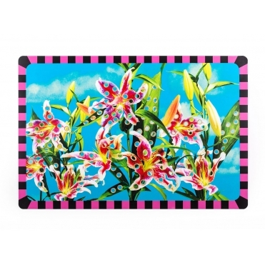 Flowers Placemats - Set of 2