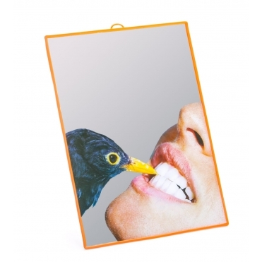 Mirror Wall / Freestanding Medium - Blackbird